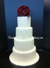 lattice wedding
