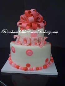 Pinks baby shower