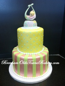 precious moments baby shower