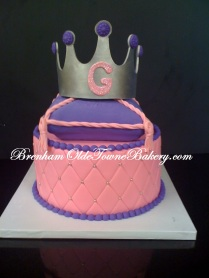 princess pillow birthday