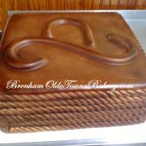 Sombrero Ranch Grooms Cake